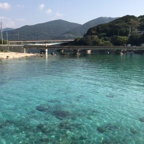 日本最後の清流🏞四万十川にある佐田沈下橋へ きれいな夕焼けで心が癒された✨