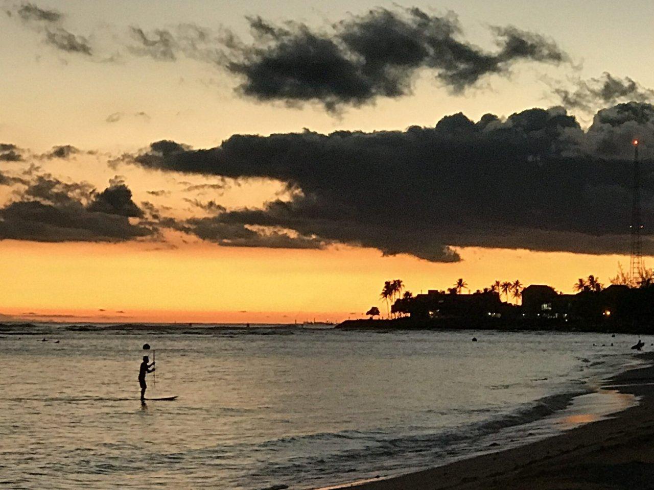 帰国日も早起きしてハワイを満喫!!気持ちのいい朝はbikiでサイクリング🚲